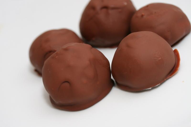 281b7f8e6c Vegan Food Gifts  Peanut Butter Balls -
